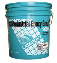LATAPOXY<sup>® </sup>2000 Industrial Epoxy Grout >