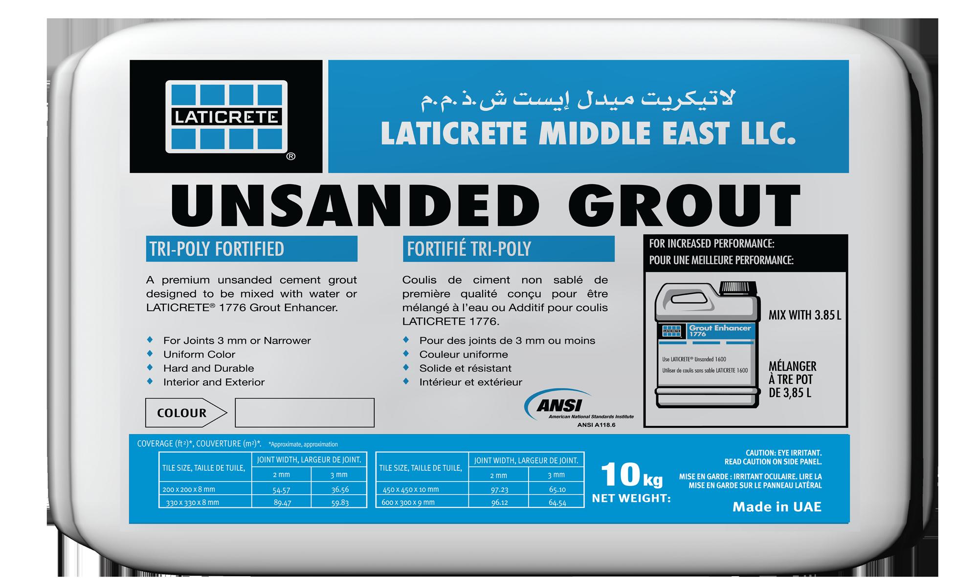 L-1600-Unsanded-10kg