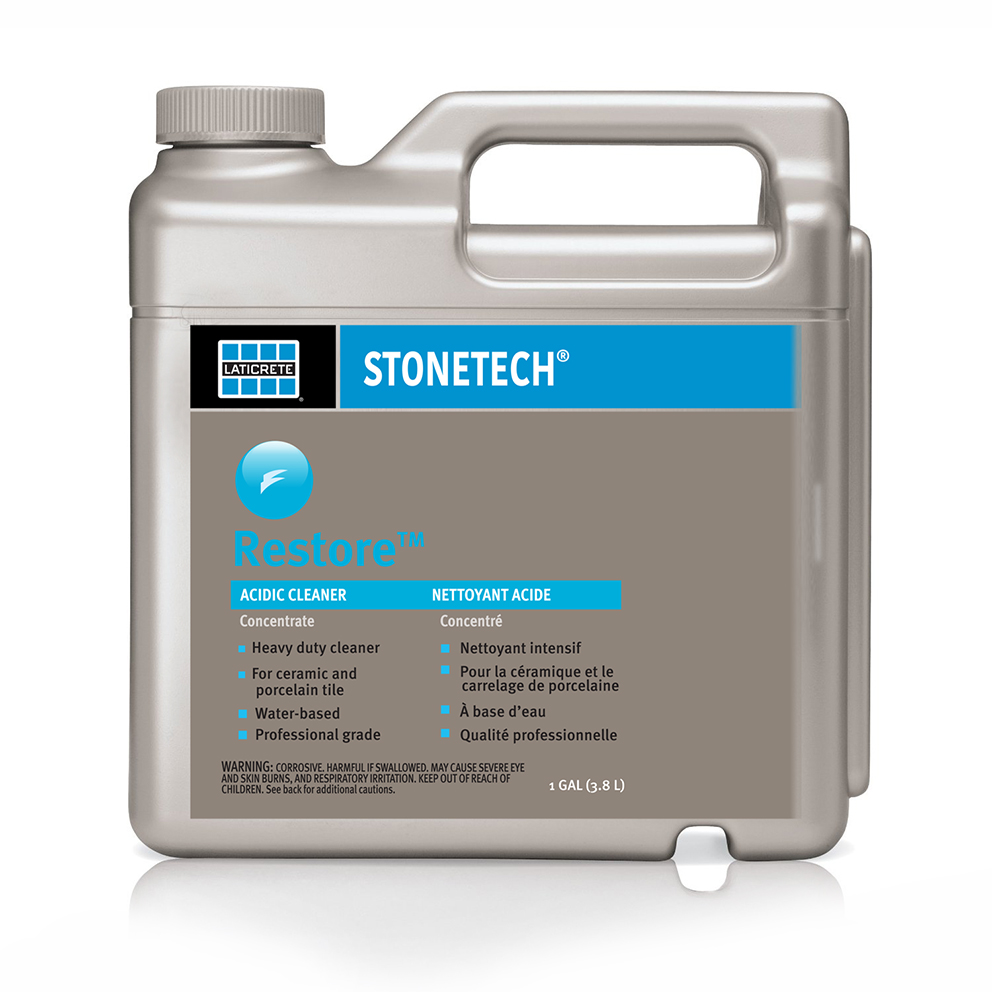 STONETECH<sup>®</sup> Restore™ Acidic Cleaner