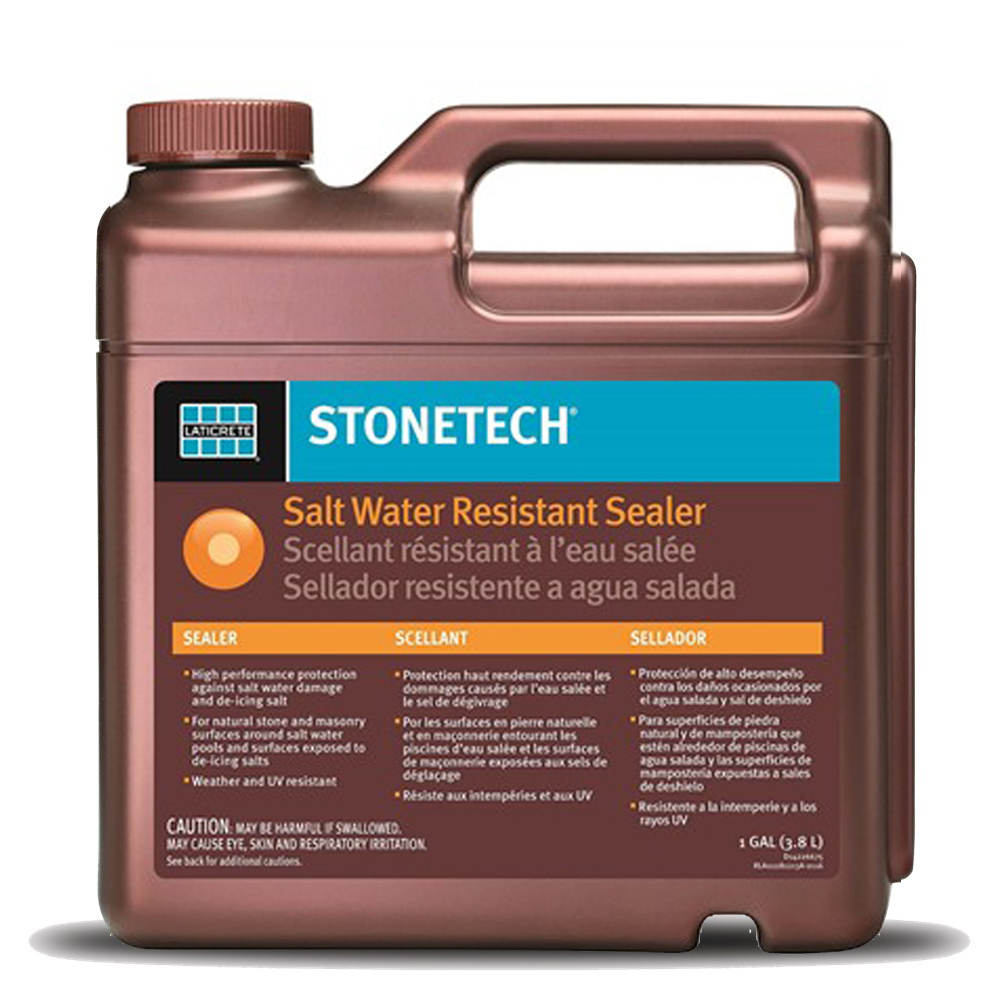 STONETECH<sup>®</sup>Salt Water Resistant Sealer